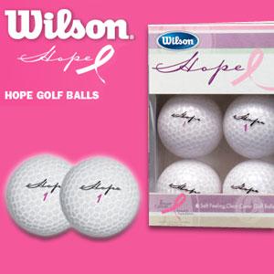 Wilson (ウィルソン) レディース  クリアーカバー ボール(売切れ)
